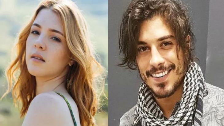 Jeniffer Oliveira e Douglas Sampaio