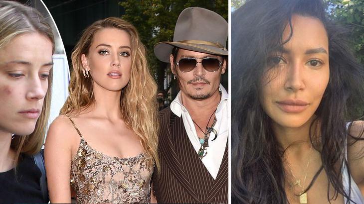 Do escândalo de Johnny Depp a nova tragédia em Glee: A semana dos famosos e da TV