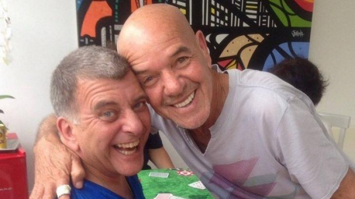 Jorge Fernando e Pepê - Foto: Reprodução/Instagram