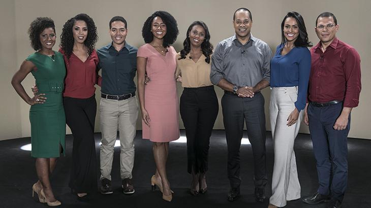 Jornal da Record promove reunião de pauta só com jornalistas negros
