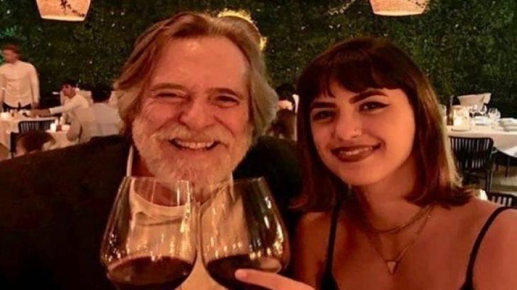 José de Abreu e Carol Junger - Foto: Reprodução