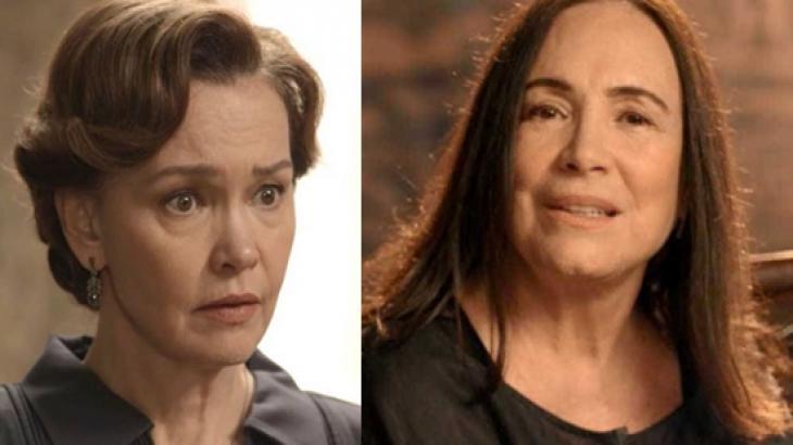 Regina Duarte defende Bolsonaro e Julia Lemmertz rebate: