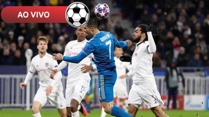 Juventus x Lyon - Foto: Reprodução
