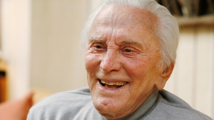Kirk Douglas faleceu aos 103 anos - Foto: Divulgação