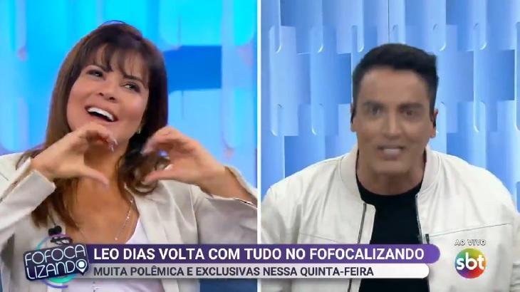Leo Dias volta ao