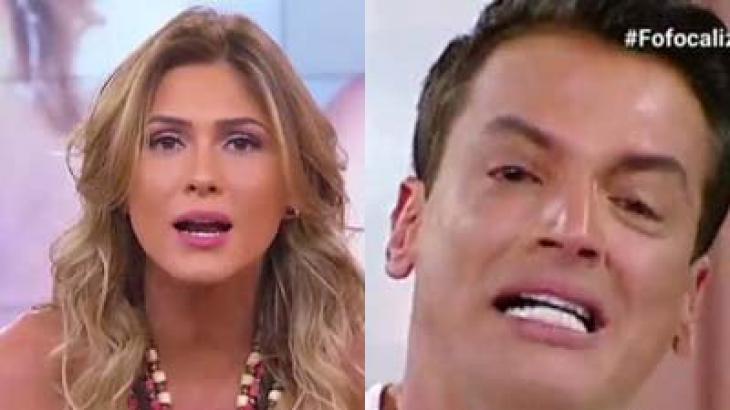 Lívia Andrade e Leo Dias: amizade não será retomada? - Foto: Reprodução