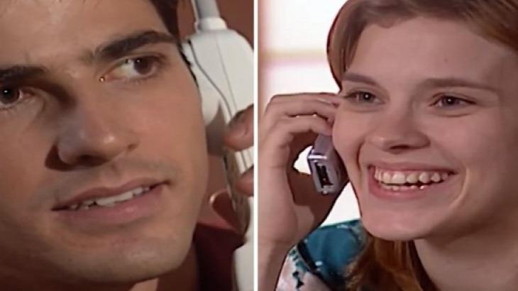 Na novela Laços de Família, Edu e Camila vão se falar - Foto: Montagem