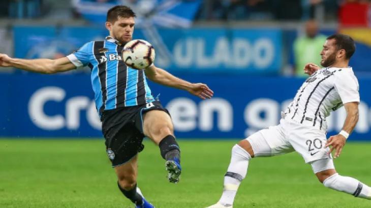 Libertad x Grêmio - Foto: Divulgação