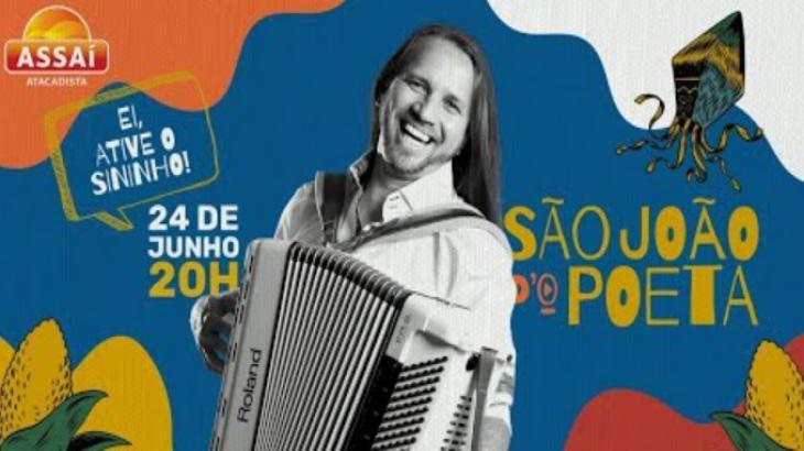 Live do Dorgival Dantas - Foto: Divulgação