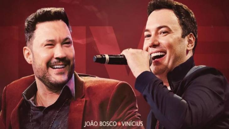 Live do João Bosco e Vinícius - Foto: Divulgação