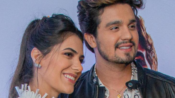 Luan Santana e Jade Magalhães - Foto: Divulgação
