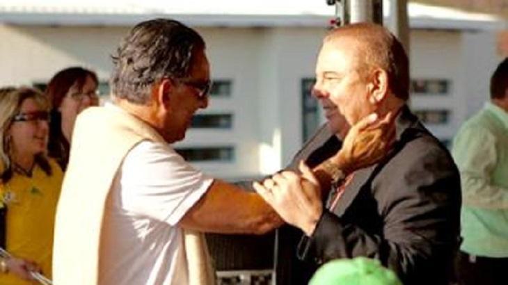 """Filha de Luciano do Valle manda mensagem para Galvão Bueno: """"Vejo meu paizinho"""""""