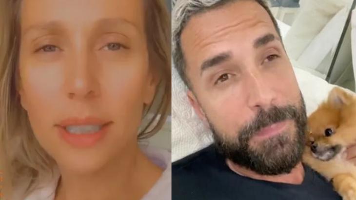 Luisa Mell critica Latino após anunciar sorteio de cachorro: