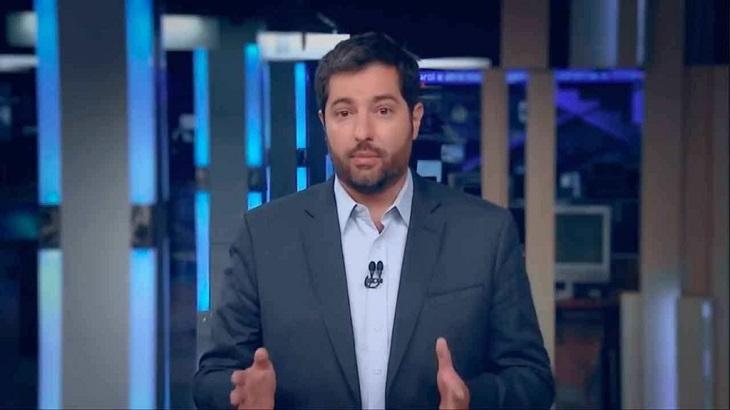 Luiz Megale deixará comando do Café com Jornal após quase seis anos