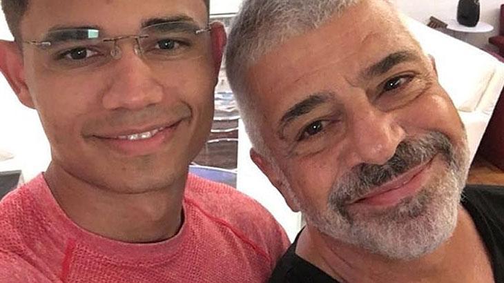 Clebson e Lulu Santos - Foto: Divulgação