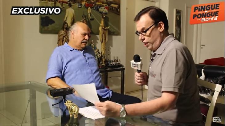 Márcio Canuto revela que recebeu proposta para apresentar o Cidade Alerta