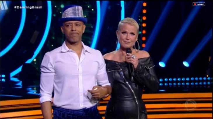Xuxa anuncia a eliminação de MC Koringa do