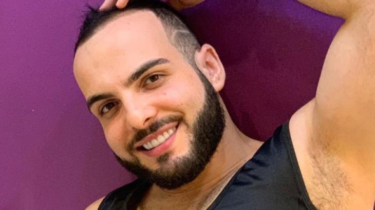 Mahmoud - Foto: Reprodução