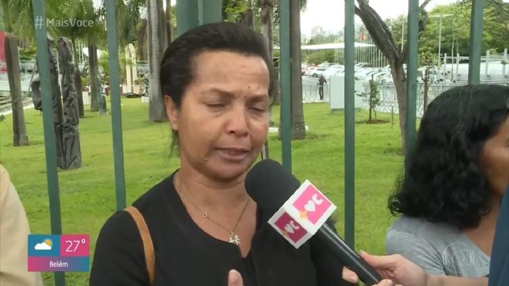 Mulher cita Celso Portiolli ao falar de Gugu no Mais Você. Foto: Reprodução/Gshow