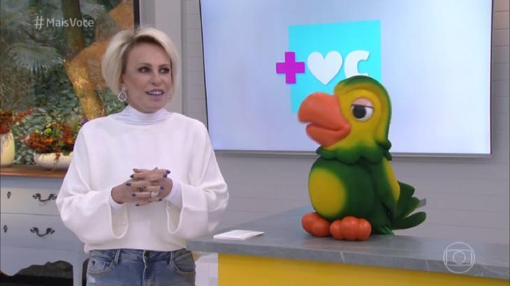 Ana Maria Braga e Louro José comemoraram 5000 edições do