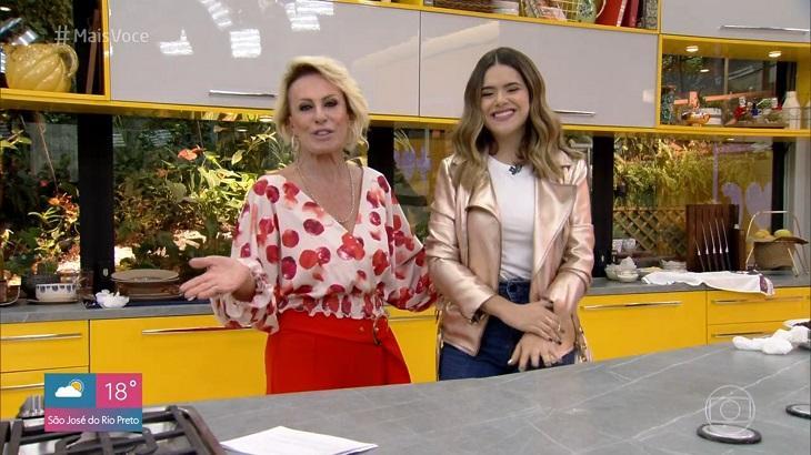Maisa e Ana Mria Braga - Foto: Reprodução/Globo
