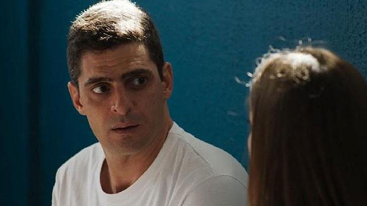 Marco Rodrigo em cena de Malhação