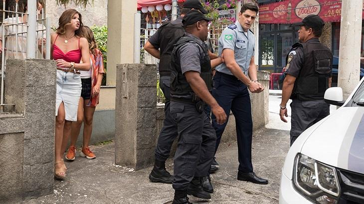 Malhação: Marco Rodrigo pode ser da milícia - Foto: Divulgação