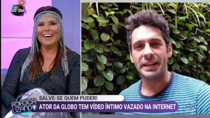 Mara Maravilha falou que nunca mandaria nudes - Foto: Divulgação