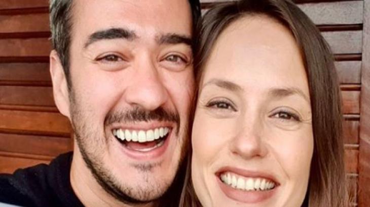 Marcos Veras anuncia que será pai pela primeira vez: