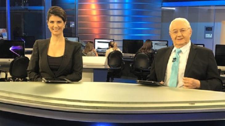 Mariana Godoy continuará no comando do RedeTV News - Foto: Divulgação