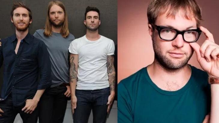 Baixista da banda Maroon 5 é preso após acusação de violência doméstica