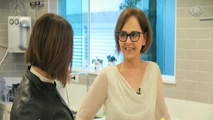 Matilde Foresto é esposa do apresentador José Luiz Datena - Foto: Reprodução