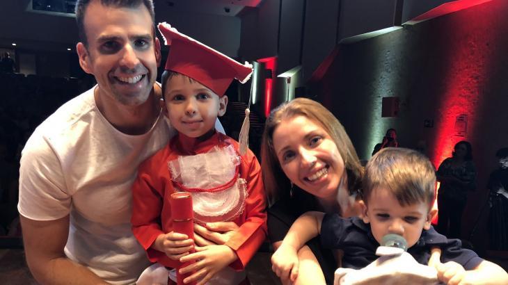 RepórterMendel Bydlowski fala sobre morte do filho de 5 anos: