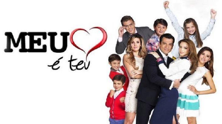 Meu Coração é Teu está de volta na tela do SBT. Foto: Divulgação