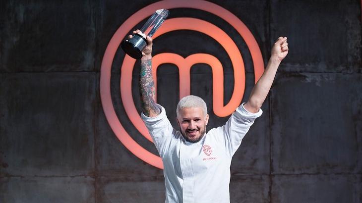 Rodrigo venceu a sexta temporada do