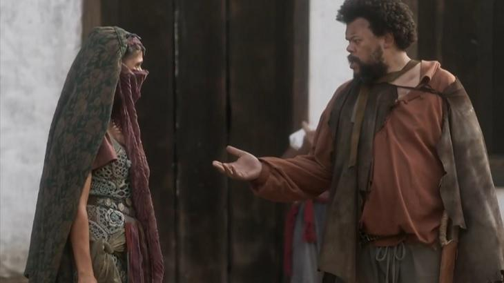Elvira dará de cara com Jacinto em Novo Mundo - Foto: Reprodução