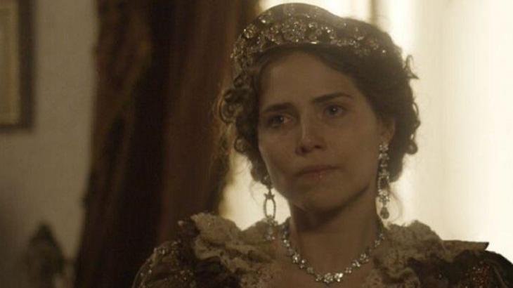 Novo Mundo: Leopoldina mostra quem manda, invade a casa de Thomas e dá ordem