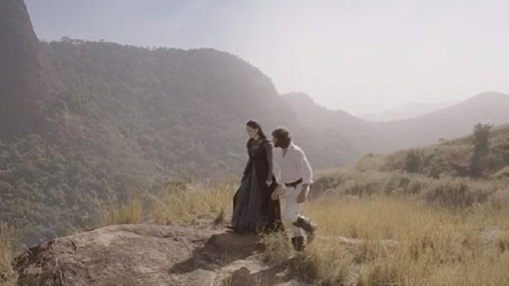 Em Novo Mundo, Anna e Joaquim irão se render ao amor - Foto: Divulgação