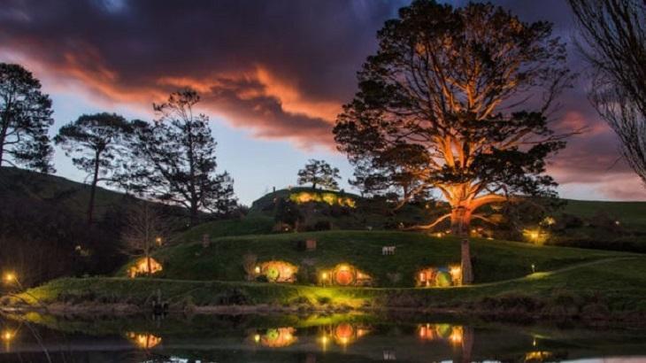 O Senhor dos Anéis agora pode ter seus cenários visitados digitalmente - Foto: Divulgação
