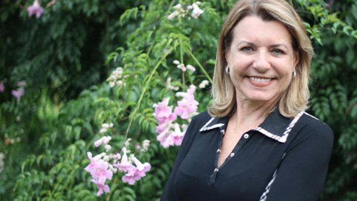 Olga Bongiovanni falou pela primeira vez após demissão da RedeTV! - Foto: Divulgação