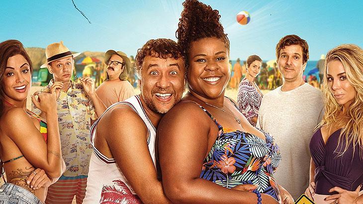 Os Farofeiros foi o filme mais visto da TV brasileira em 2019. Foto: Divulgação