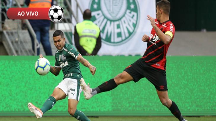 Palmeiras x Athletico PR - Foto: Divulgação