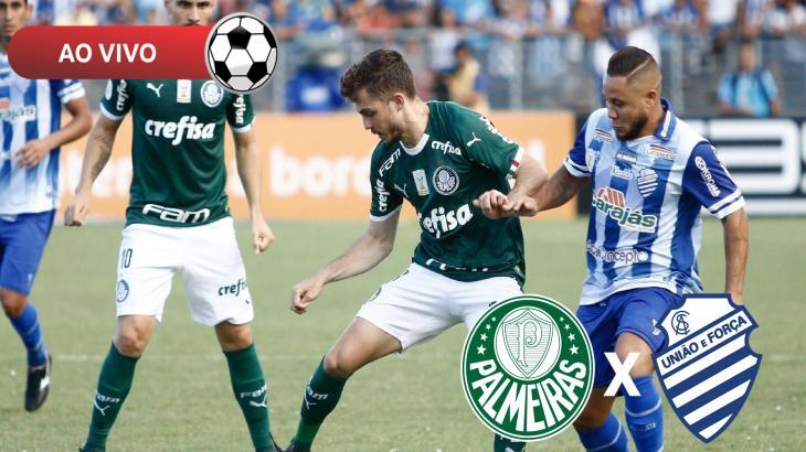 Palmeiras x CSA ao vivo: saiba como assistir na TV e online pelo Brasileirão 2019