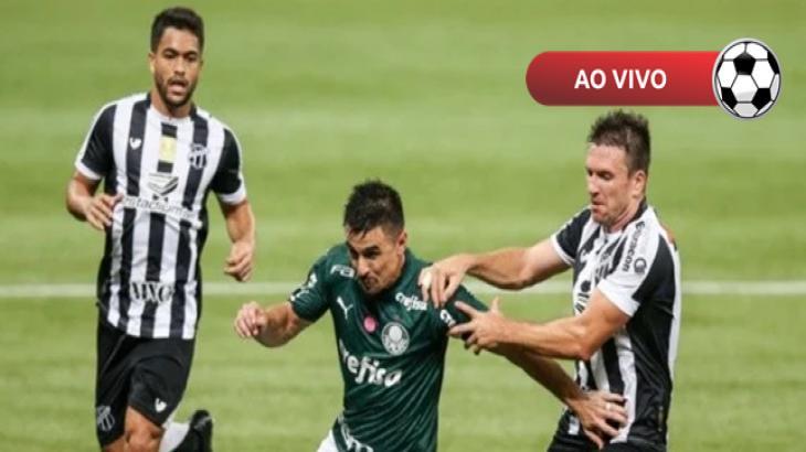 Palmeiras x Ceará ao vivo: Saiba como assistir online e na TV pela Copa do Brasil