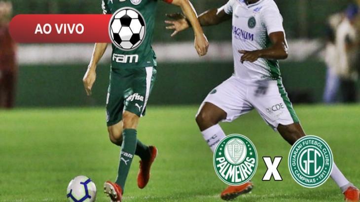 Palmeiras x Guarani - Foto: Divulgação