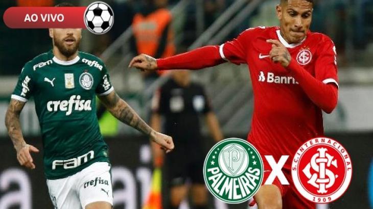 Internacional x Palmeiras ao vivo: Saiba como assistir na TV e online pelo Brasileirão 2019