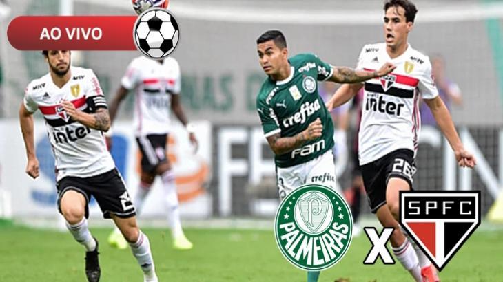 Palmeiras x São Paulo ao vivo: Saiba como assistir na TV e online pelo Brasileirão 2019