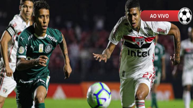 Palmeiras x São Paulo ao vivo: Saiba como assistir online e na TV pelo Brasileirão