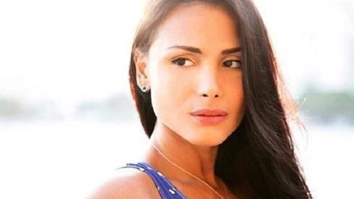 Patrícia Araújo, modelo e atriz trans que fez