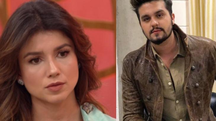 Paula Fernandes relembra falta de Luan Santana em DVD e dispara: